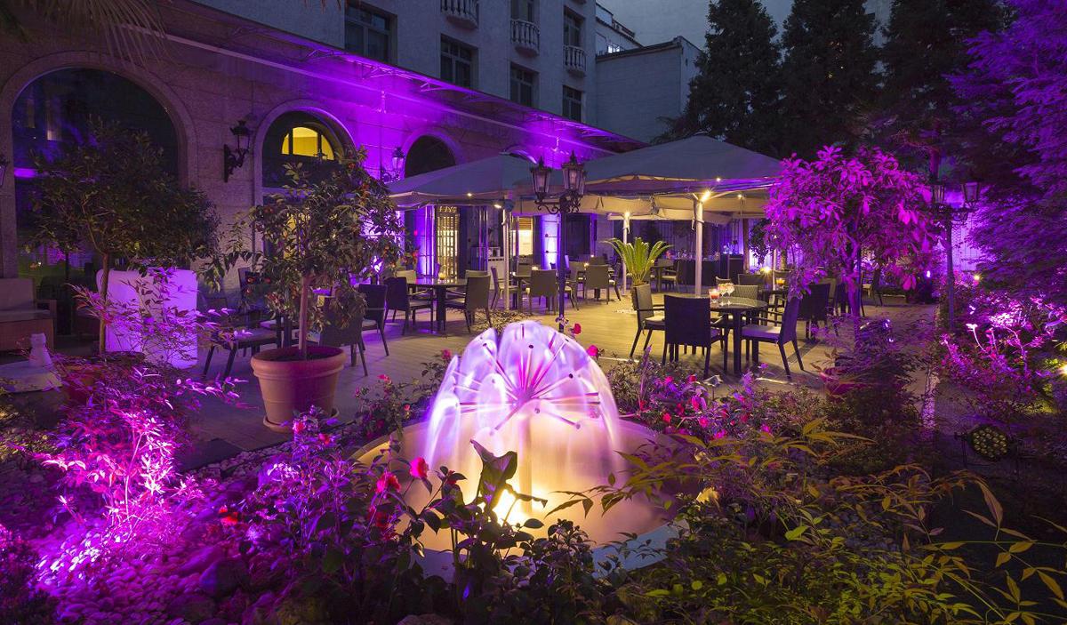 Las mejores terrazas y azoteas de madrid disfruta del for Aparthotel jardin de recoletos madrid