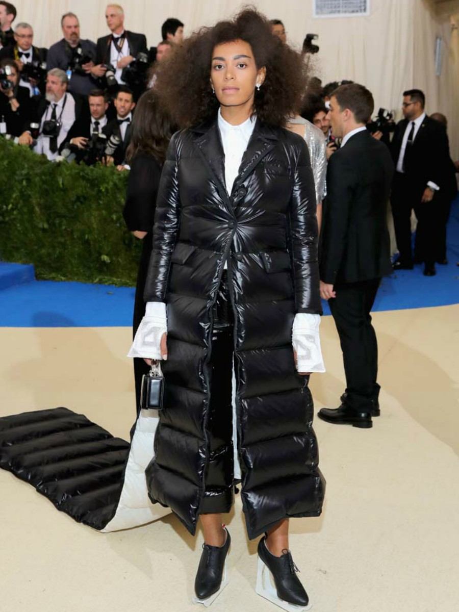 Solange Knowles, de Thom Browne,