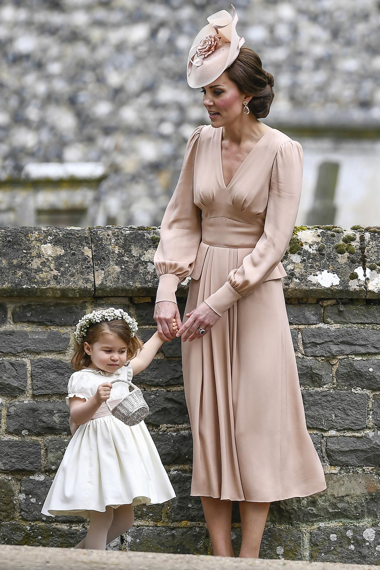 El vestido de novia kate middleton