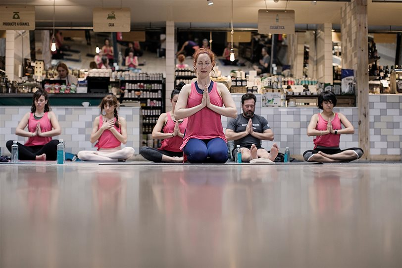 Secreto yoga club: un secreto a voces