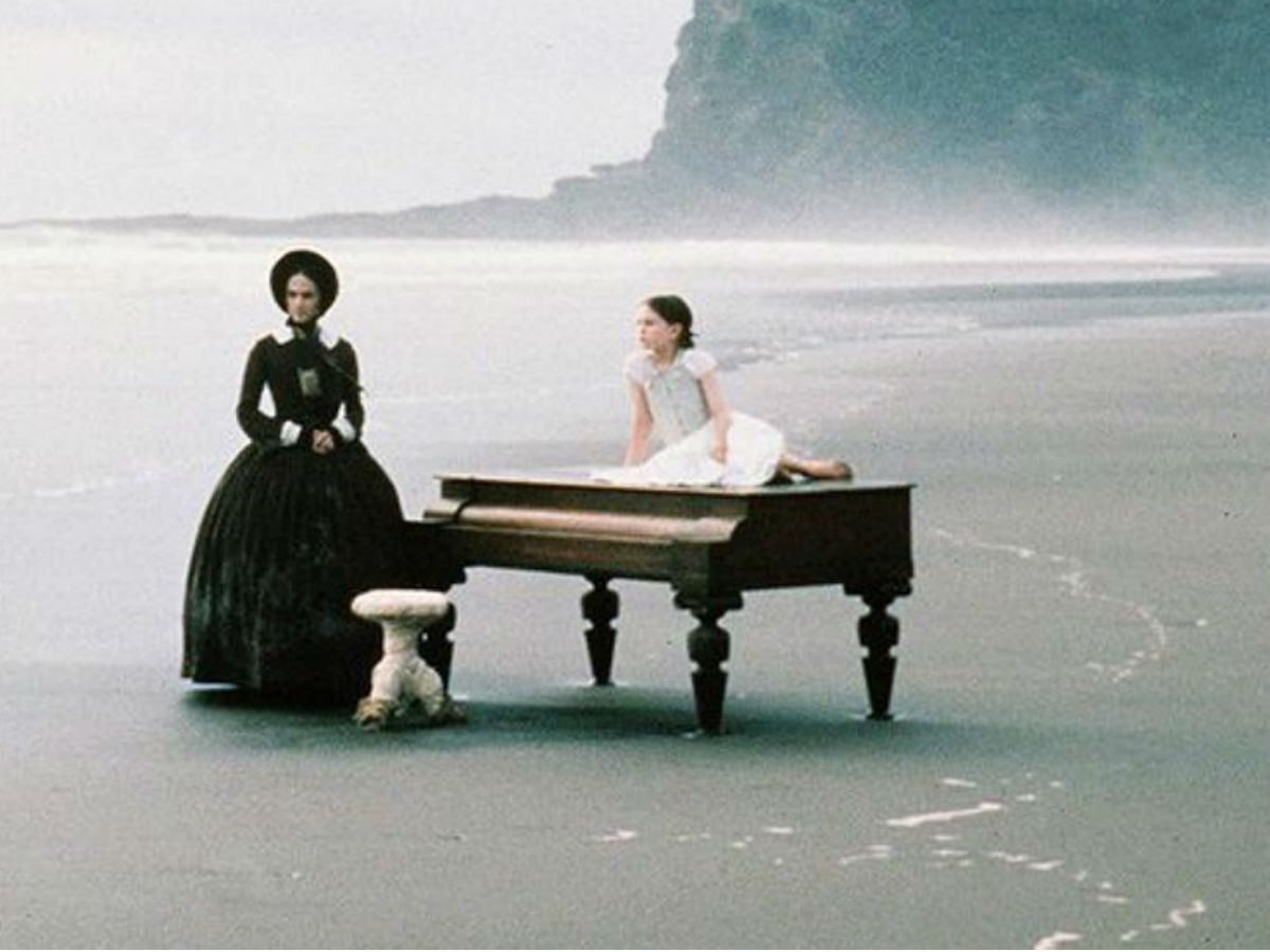 'El piano', de Jane Campion  (1993)