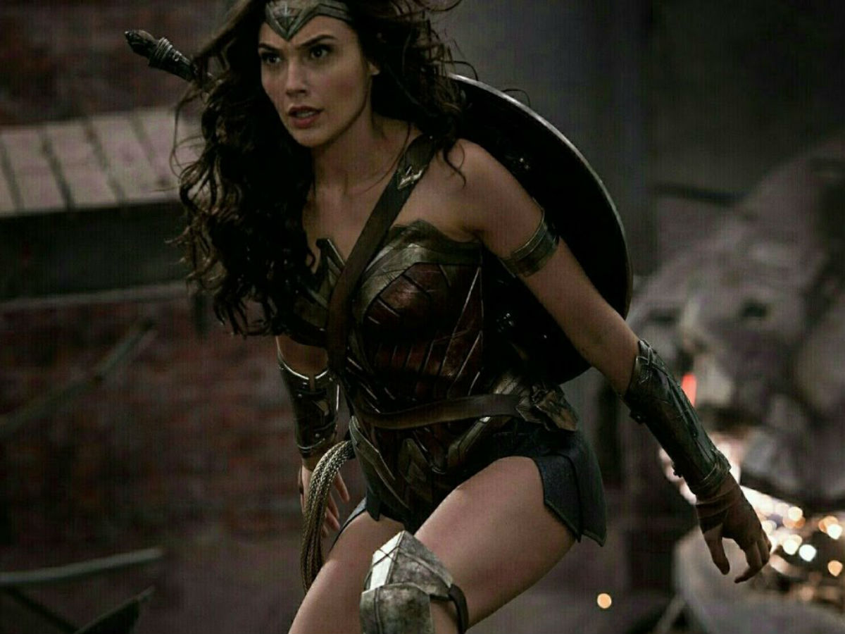 'Wonder Woman', de Patty Jenkins (2017)