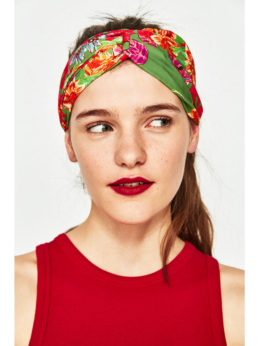 Pa uelos y turbantes los accesorios para el pelo de la for Turbantes pelo zara