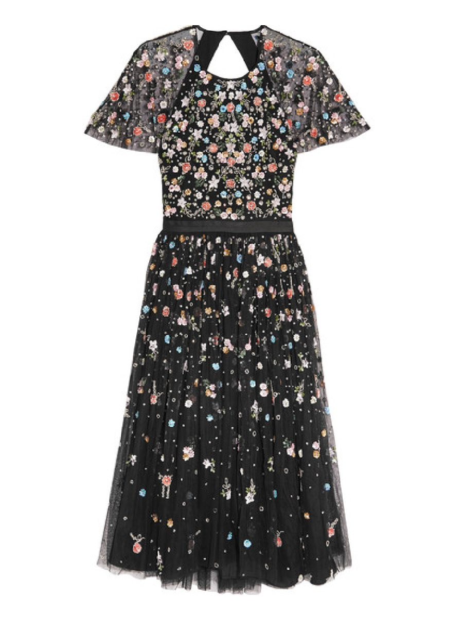 Vestido  'Starburst', de Needle & Thread (240€)