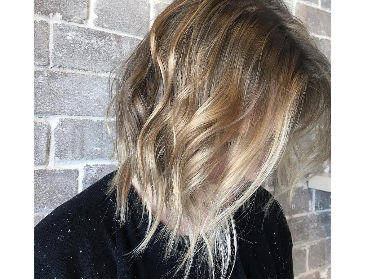 Diferentes tipos de mechas para el cabello