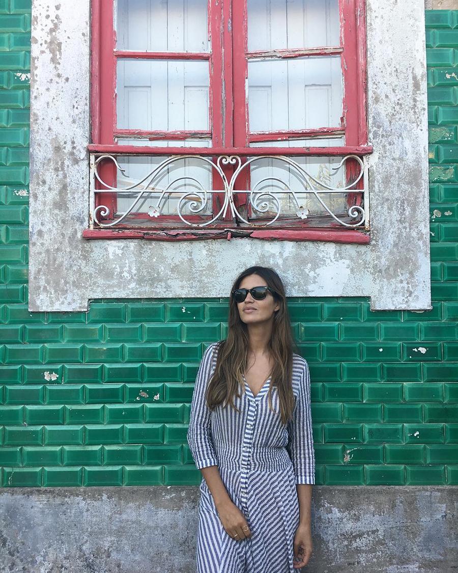 7c4e6d7405406 Dónde conseguir el vestido del verano de Sara Carbonero - InStyle