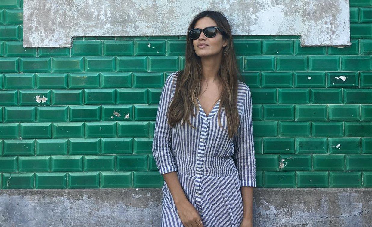Dónde conseguir el vestido del verano de Sara Carbonero - InStyle