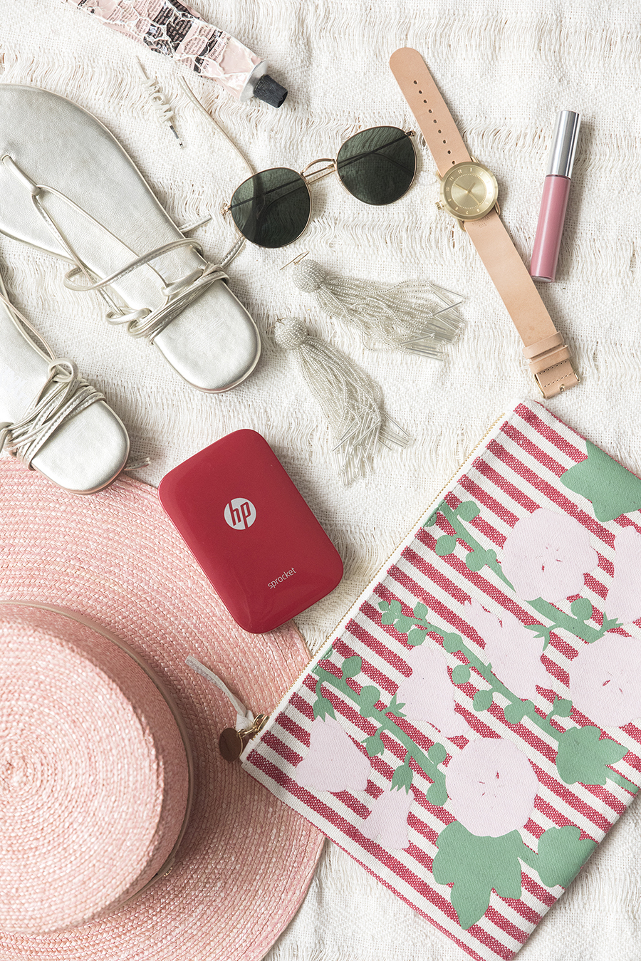 HP Sprocket Roja (3). HP Sprocket
