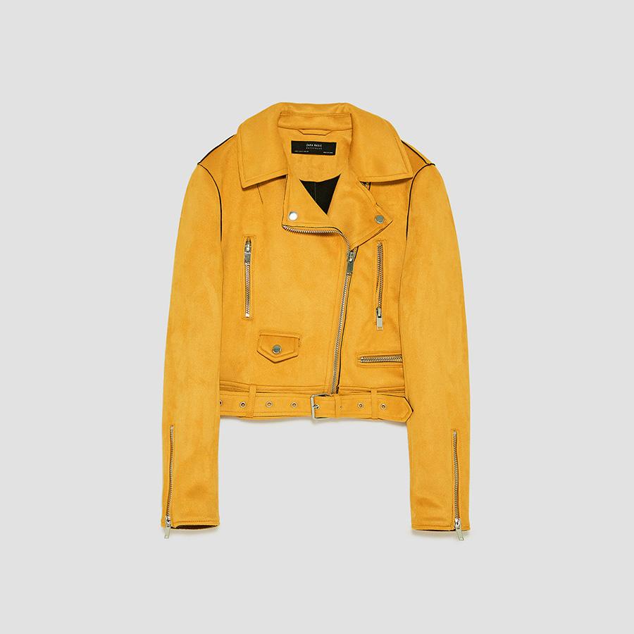 obtener online bonito diseño super calidad La chaqueta amarilla de Zara vuelve este otoño - InStyle