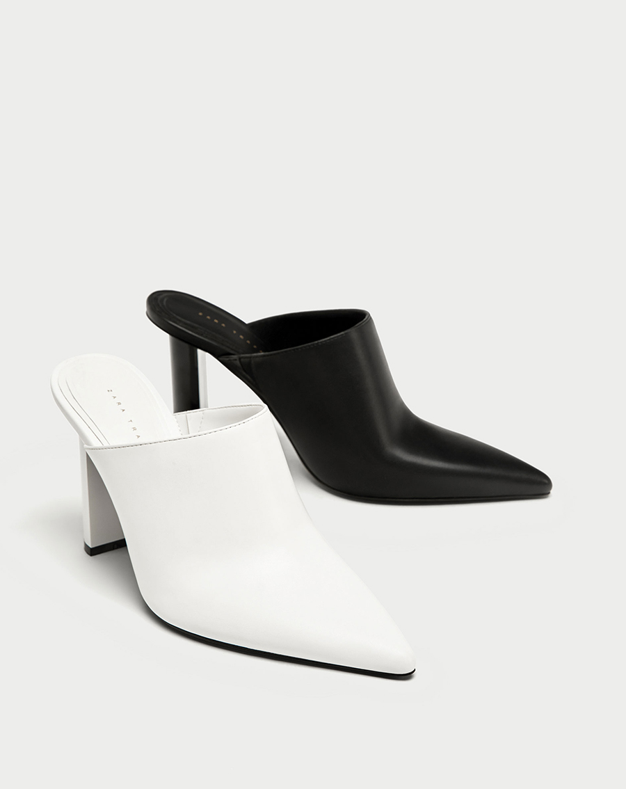 Zara 55,95 €. Uno de cada color