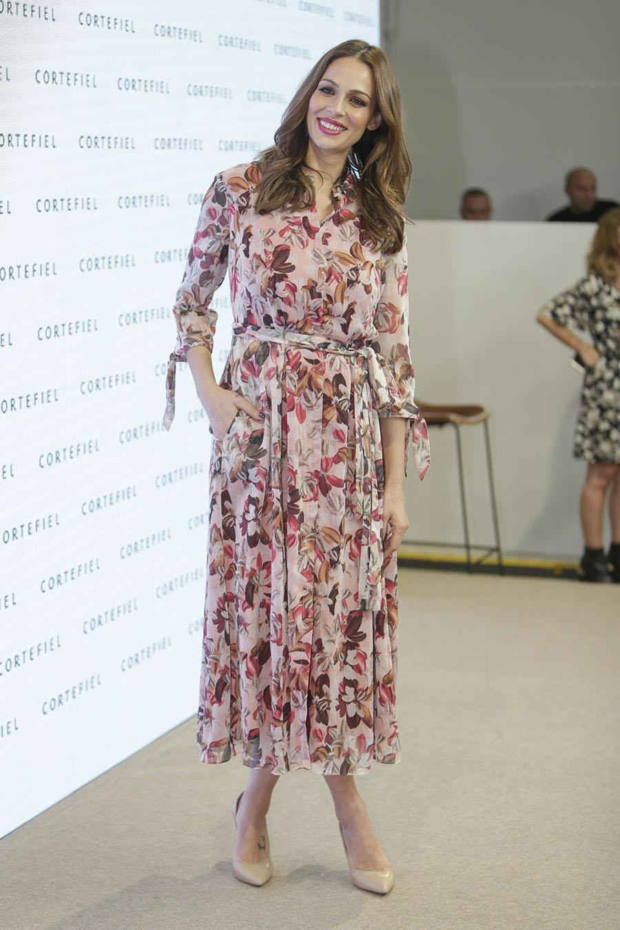 18e3a8615 Eva Gonzalez 04. Eva González tiene el vestido perfecto del otoño