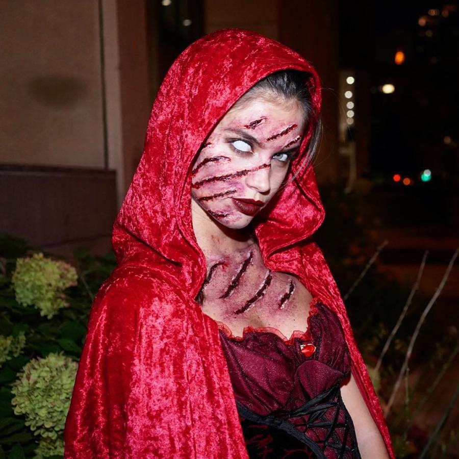 Caperucita Roja Halloween.Los Mejores Disfraces De Halloween De Las Famosas Instyle