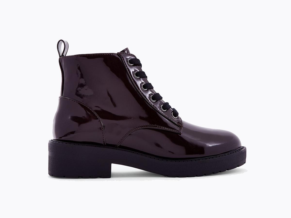 Botas militares: los zapatos de invierno que pisarán fuerte