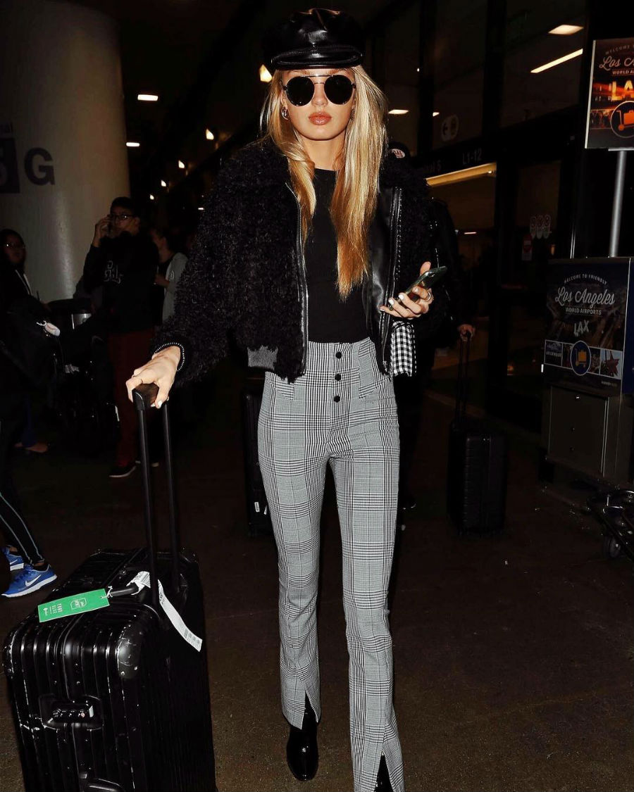 El Pantalon De Zara Que Ha Conquistado A Un Angel De Victoria S Secret
