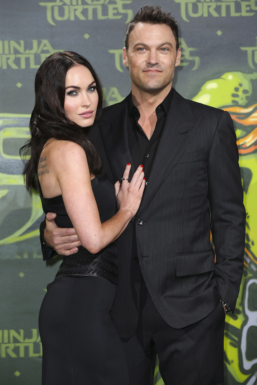 DL u265865 025. Megan Fox y Brian Austin Green