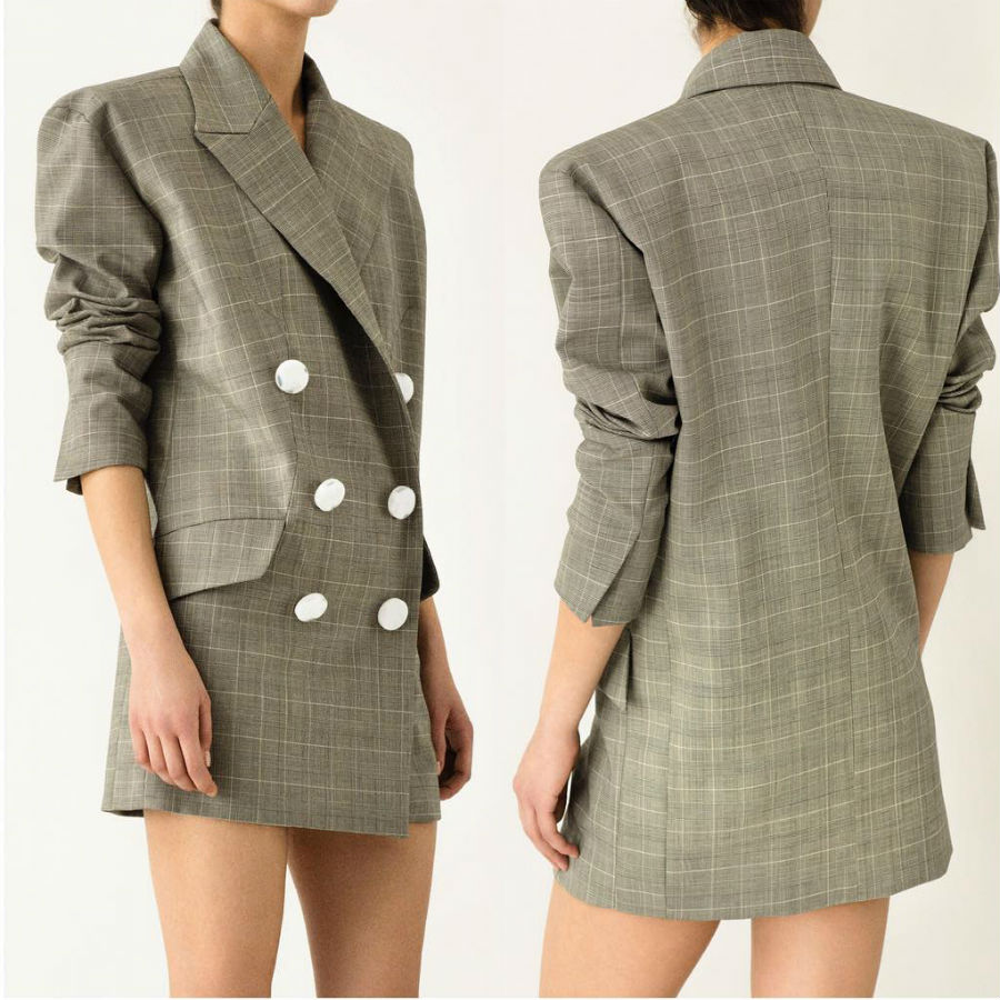 Este es el nuevo vestido que desearás llevar todo el otoño - InStyle 0cb23f0b40e