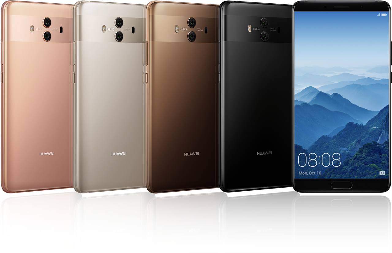 Mate 10 Group preview. Huawei Mate 10