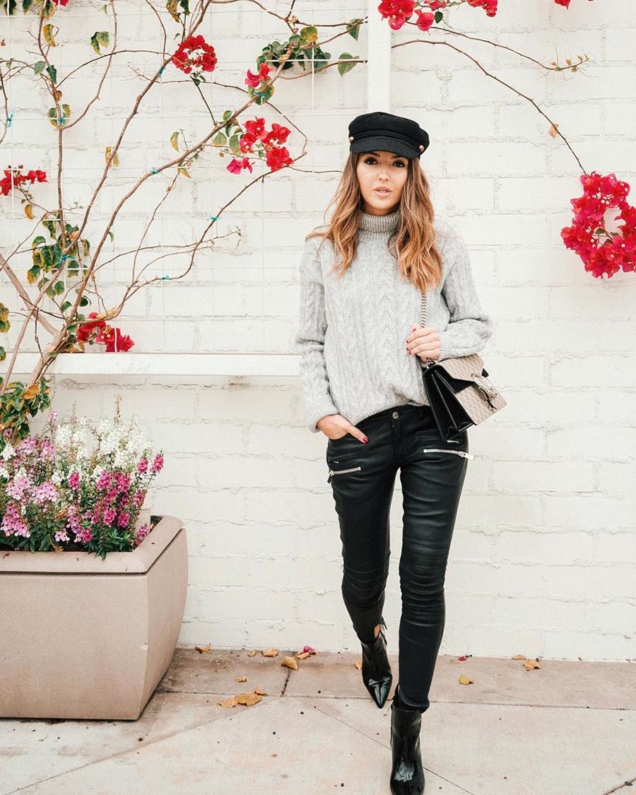 4a72e8bb05a61 Los gorros y sombreros de mujer que lucirás este invierno - InStyle