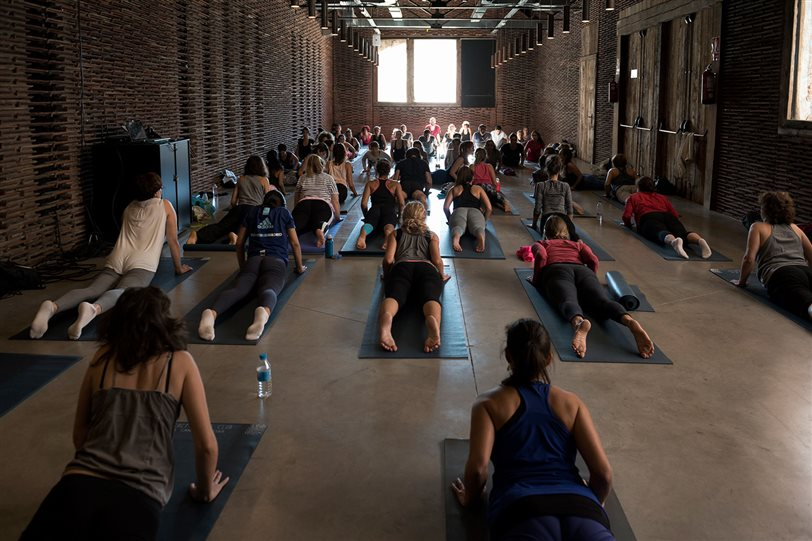 Yoga en Another Way Film Festival