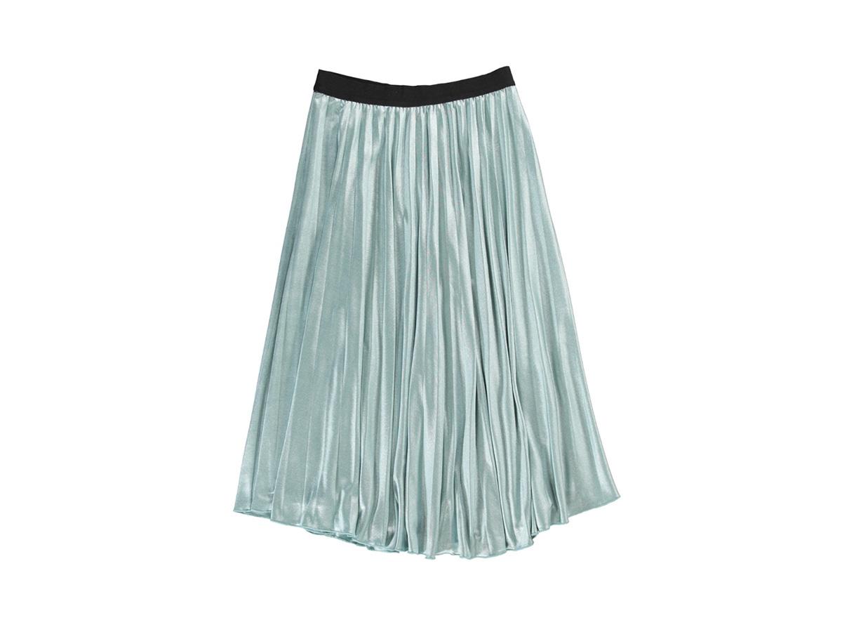 Las faldas plisadas han vuelto! - InStyle 373f65f77617