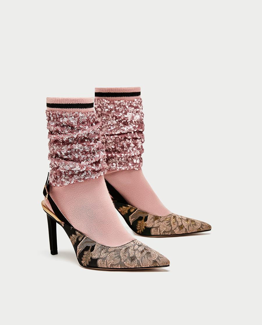 Dividen Que Raros Invierno Población De Zapatos Más Zara A Los La mNn0v8w
