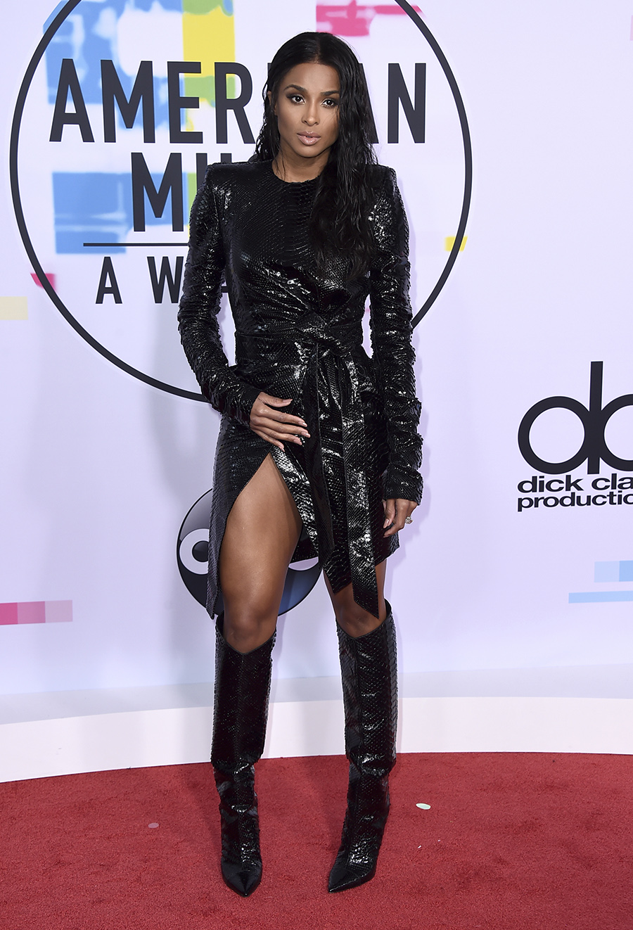 Ciara American Music Awards. Ciara