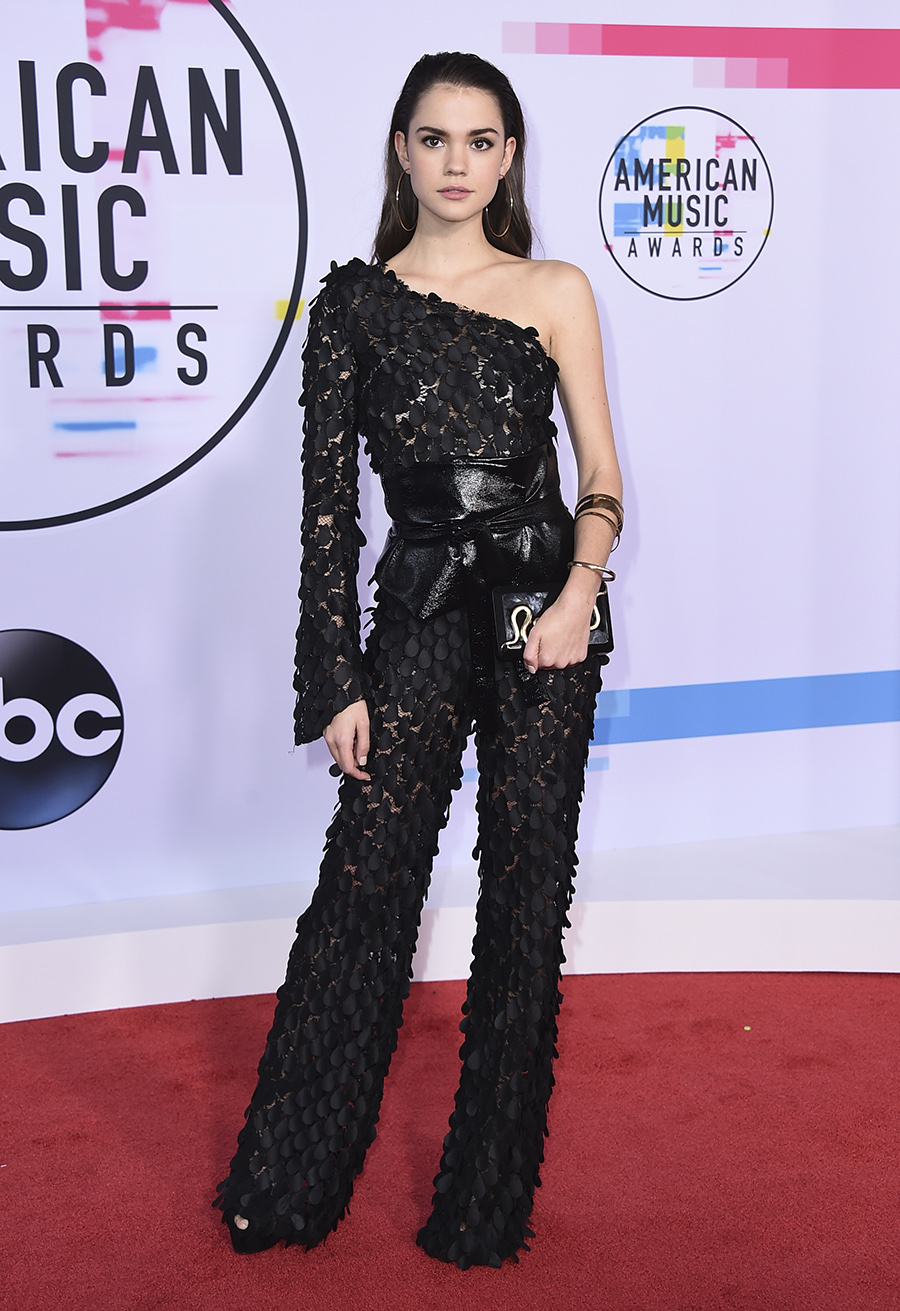Maia Mitchell American Music Awards. Maia Mitchell