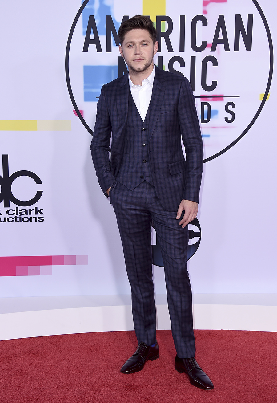 Niall Horan American Music Awards. Niall Horan