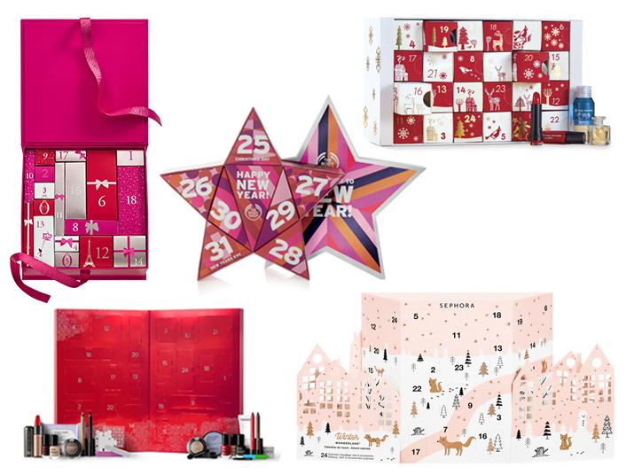Calendario De Adviento Maquillaje.Calendarios De Adviento Con Productos De Belleza Desde 20 Euros
