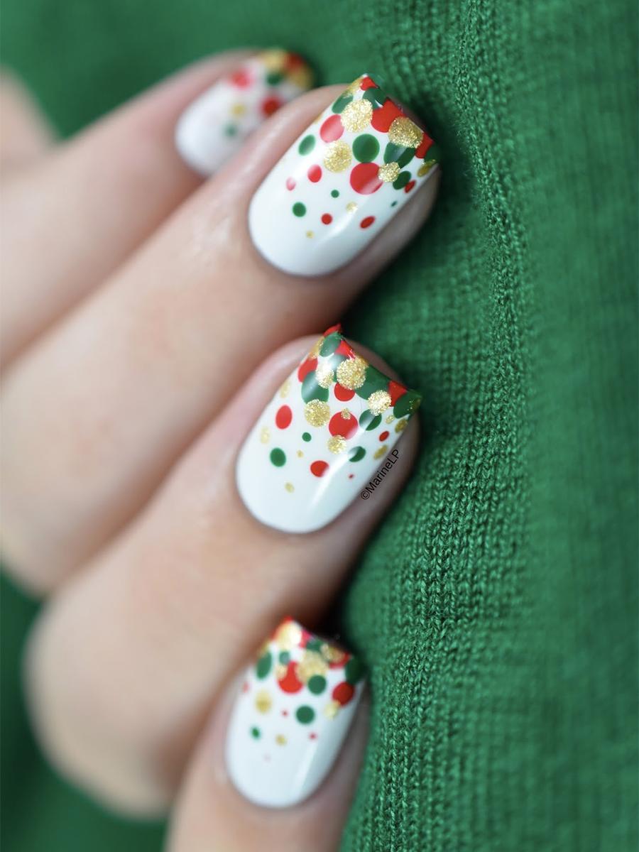 Especial manicuras y \'nail art\' de fiesta para Navidad - InStyle
