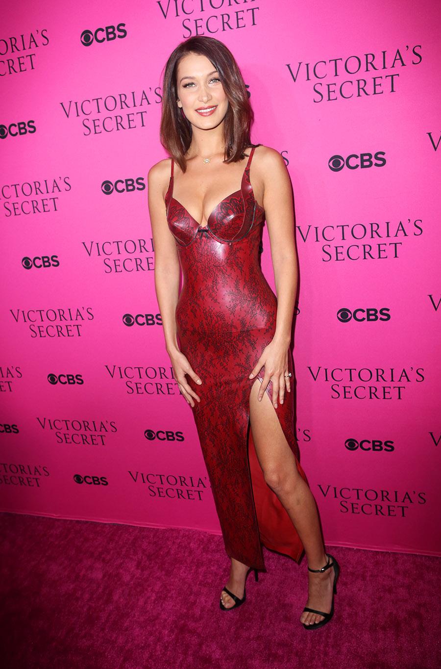Los ángeles en la fiesta de Victoria\'s Secret en Nueva York - InStyle