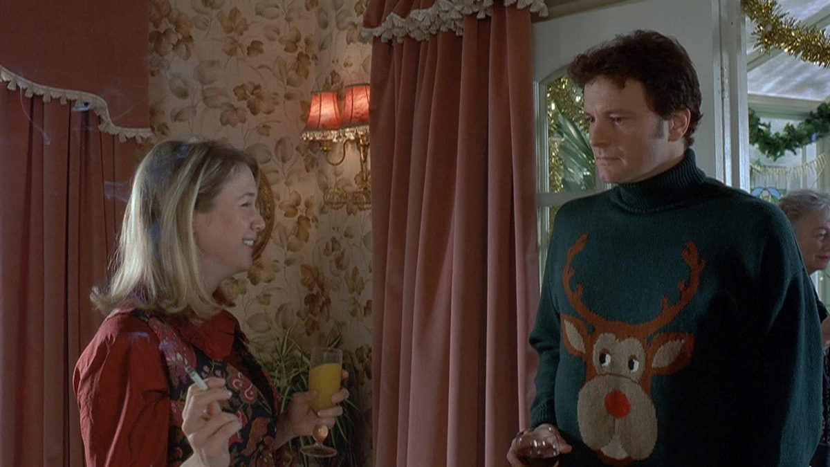 Bridget Jones Diary RepUglySweaterParty 1920x1080 364061763887. La tendencia que Bridget puso de moda