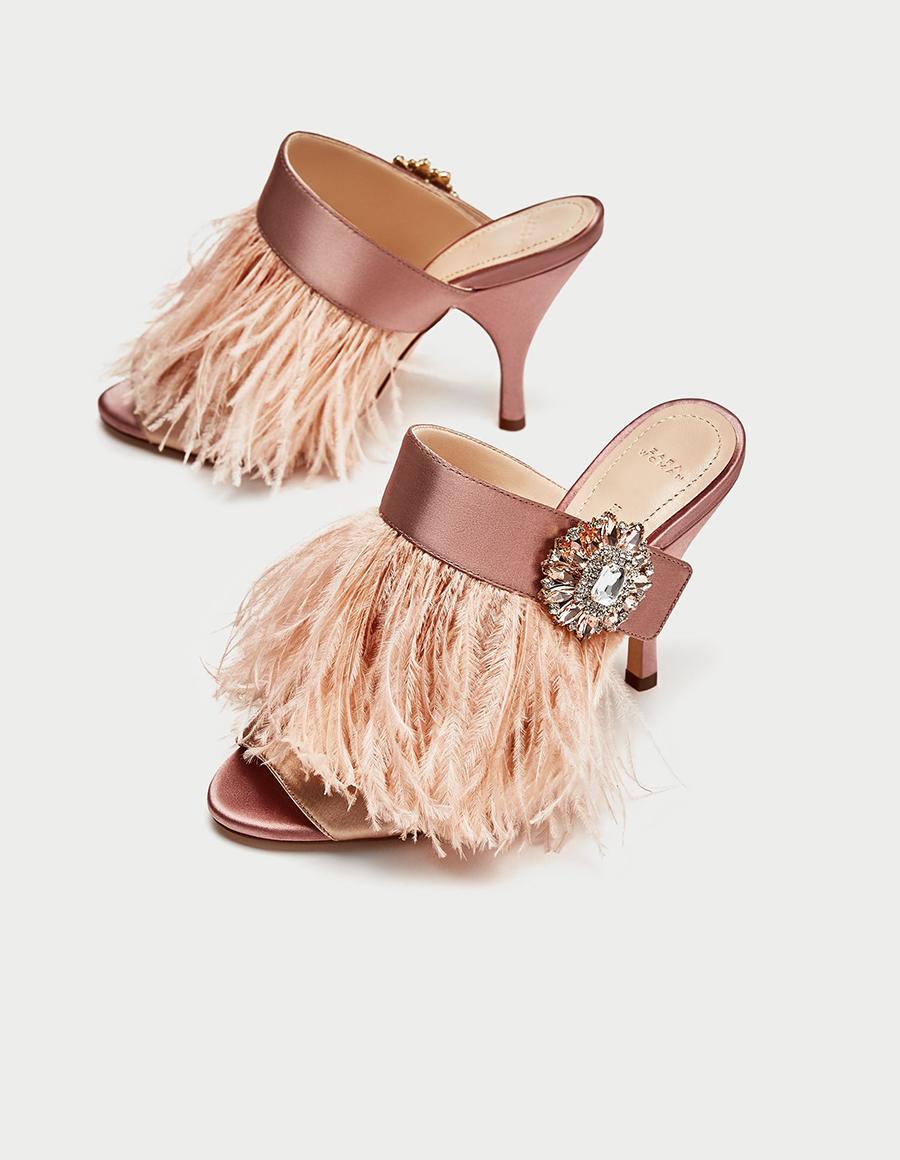 15 zapatos de tacón con los que serás la reina de la fiesta