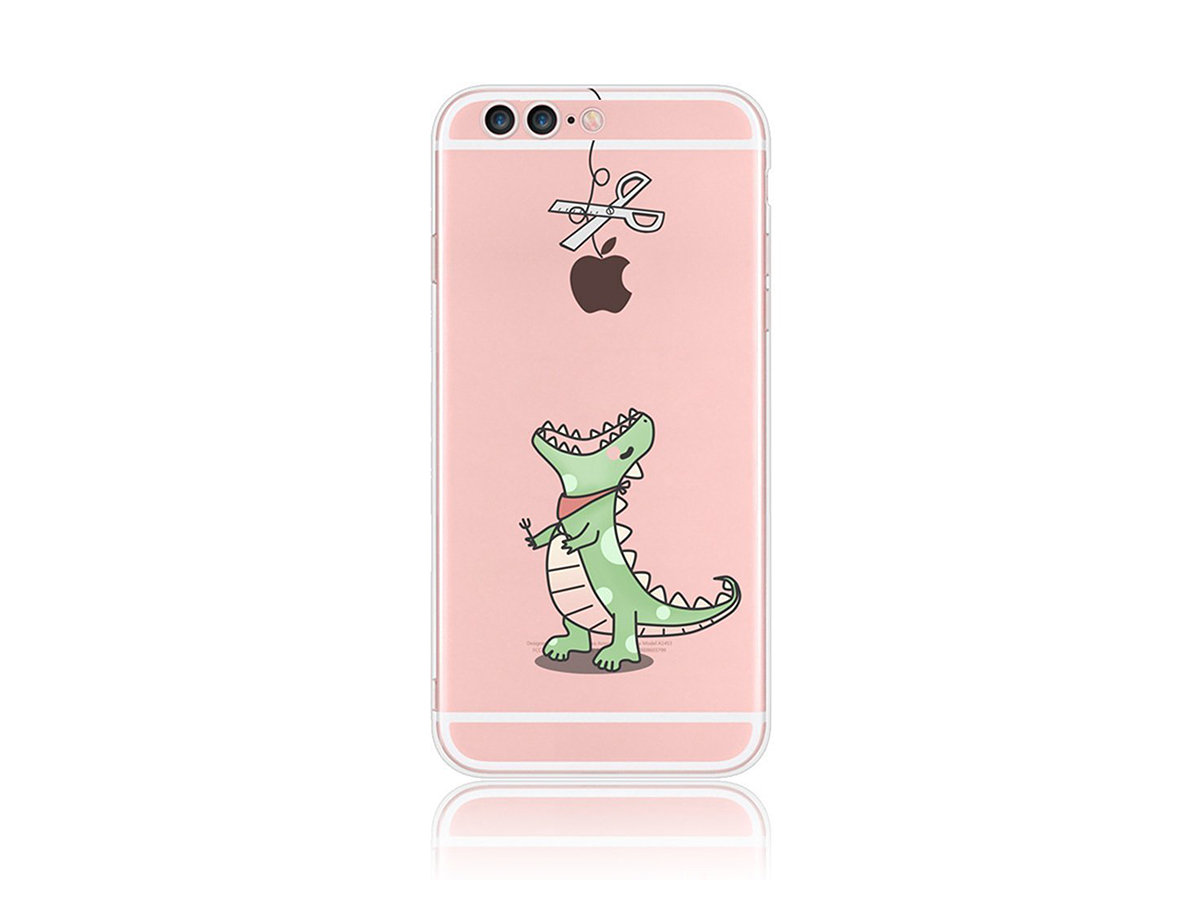 Amazon.es funda apple. Funda para iphone con diseño de dinosaurio, de Amazon (3,99 €).