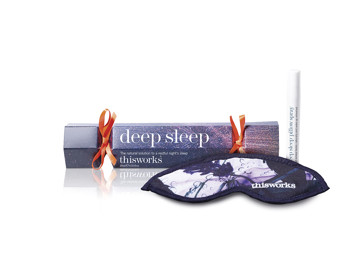 deep sleep. Cracker Deep Sleep de This Works (9,90 €). A la venta en Sephora.