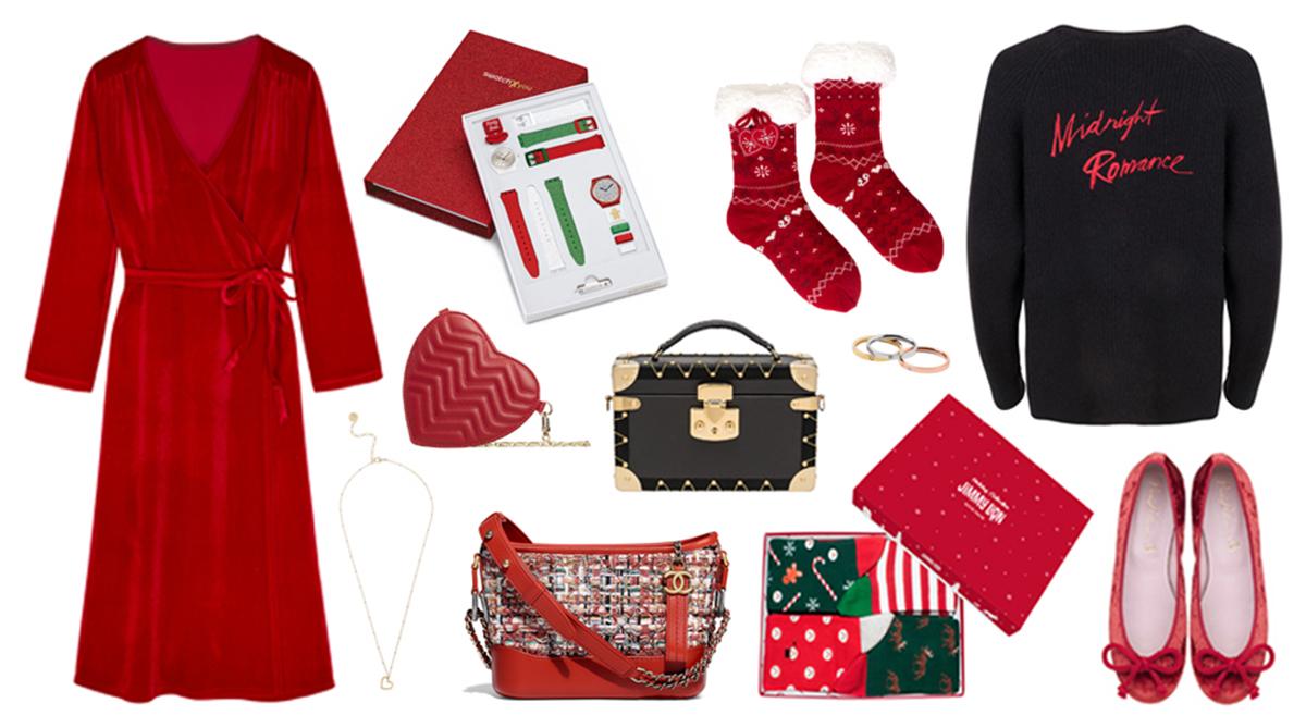 Regalos Para Mujeres Moda Y Accesorios Para Navidad Instyle
