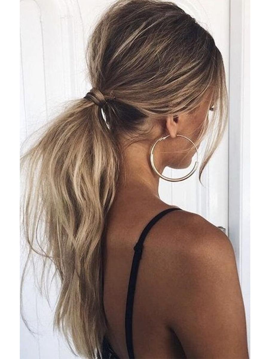 El Peinado De Fiesta Perfecto Según Tu Tipo De Pelo Instyle