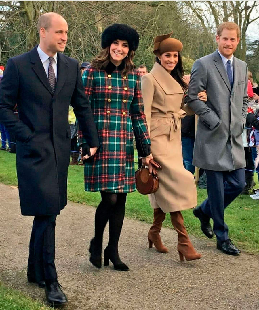 9ed7513a0 El primer duelo de estilos en la Familia Real Británica