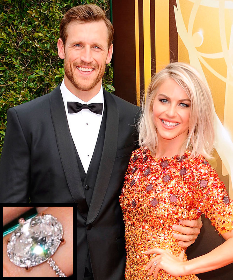 22. Julianne Hough y Brooks Laich