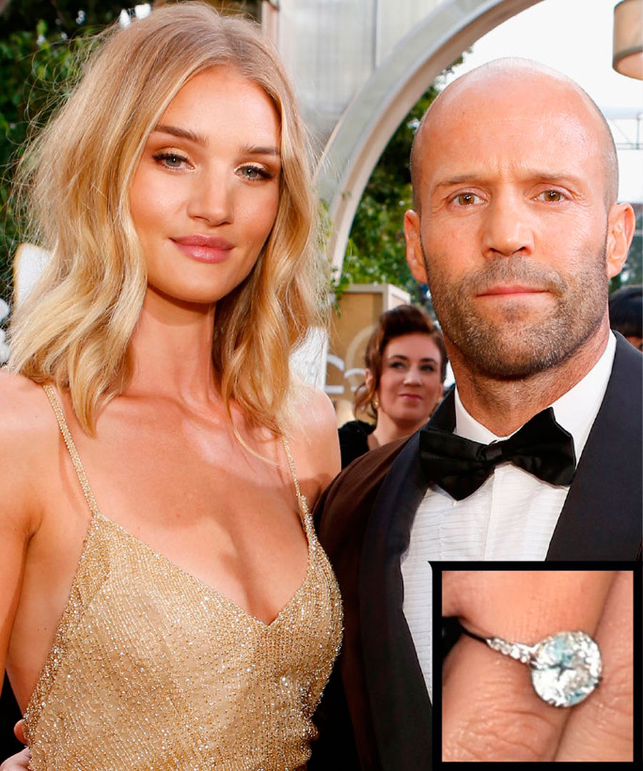 anillos-46. 45. Rosie Huntington-Whiteley y Jason Statham