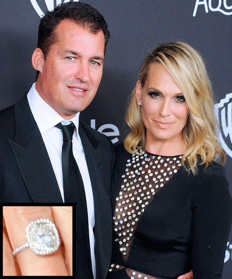 anillos-61. 67. Molly Sims y Scott Stber