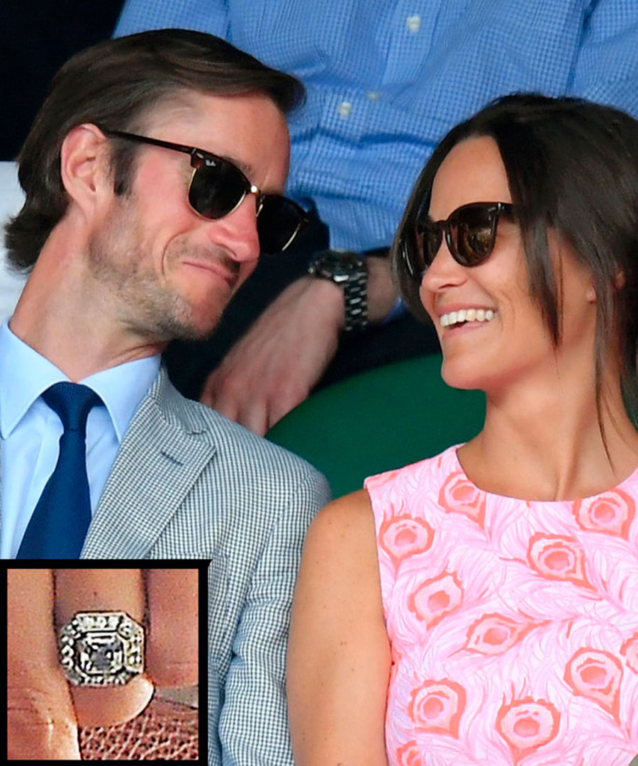 anillos-9. 9. Pippa Middleton y James Matthews