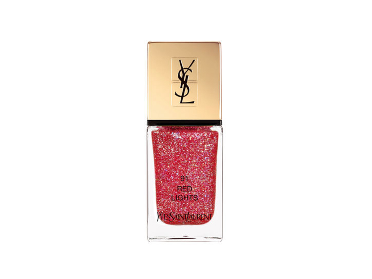 YSL. 91 Red Lights, de YSL (c.p.v).