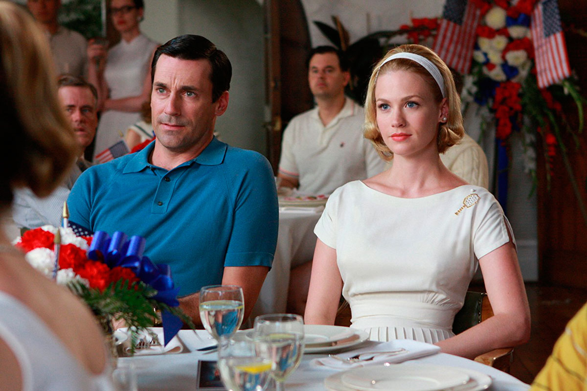 cred-imdb. 3. 'Mad Men'