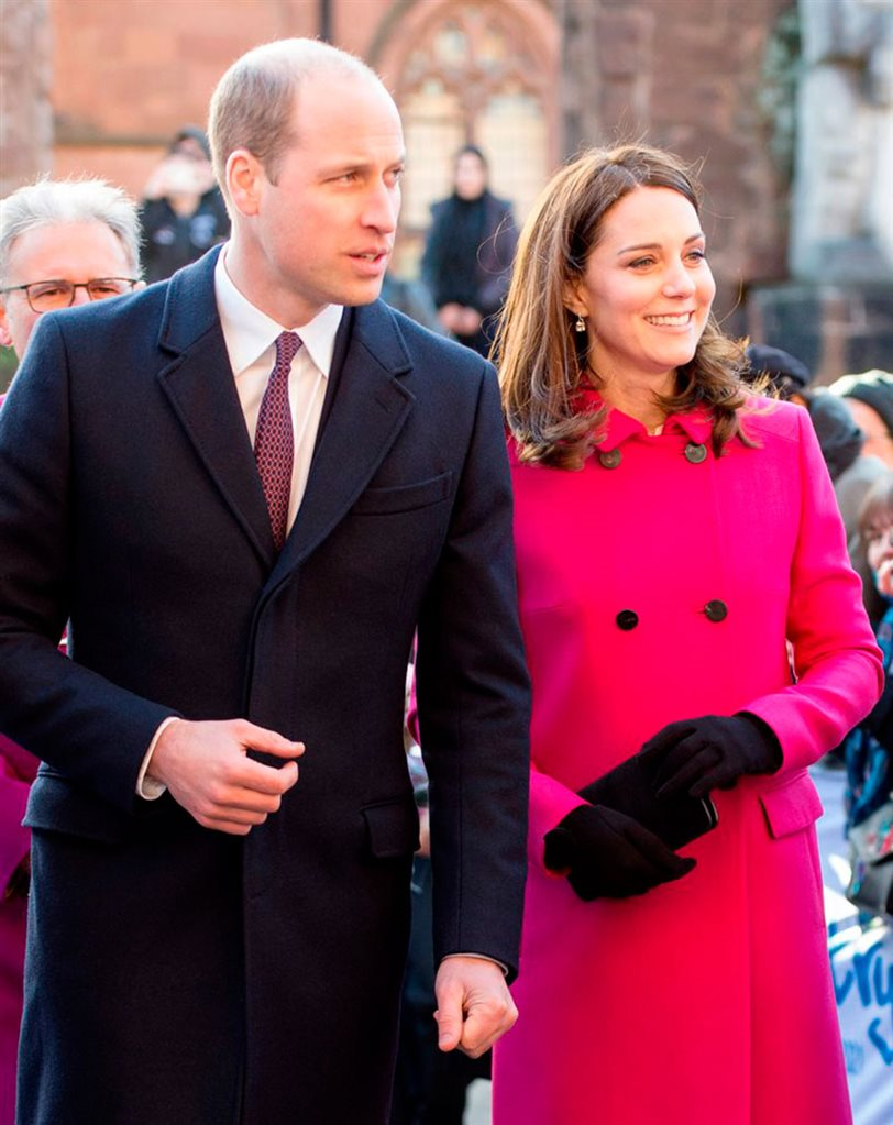 Kate Middleton abrigo