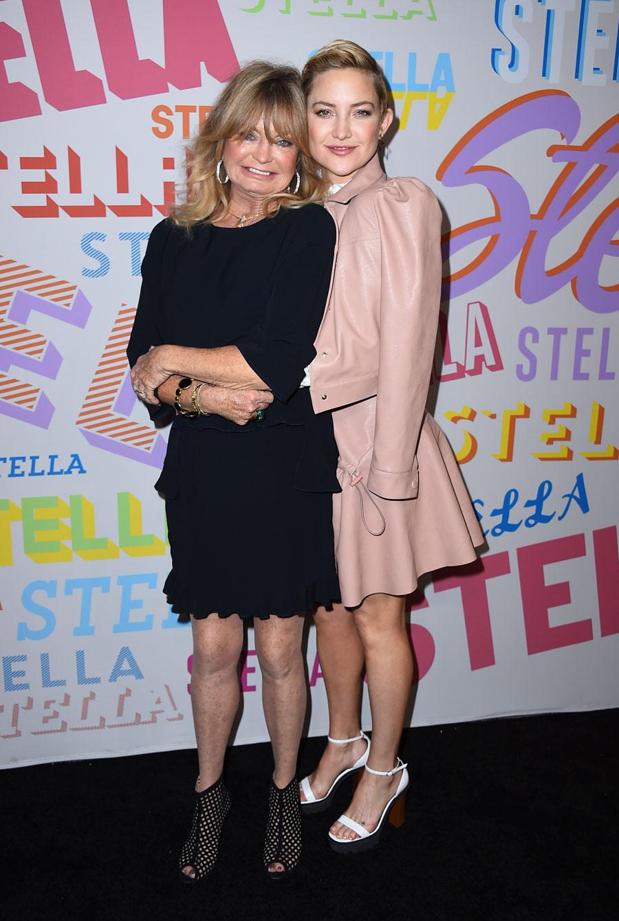 8ba0587065 Goldie Hawn y Kate Hudson