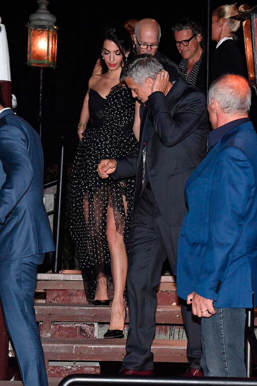 GettyImages-841286332. 5. Amal Clooney
