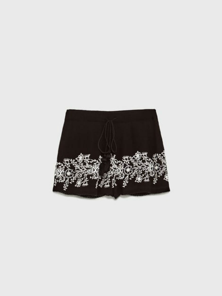 shortbordadook. 8. Unos shorts
