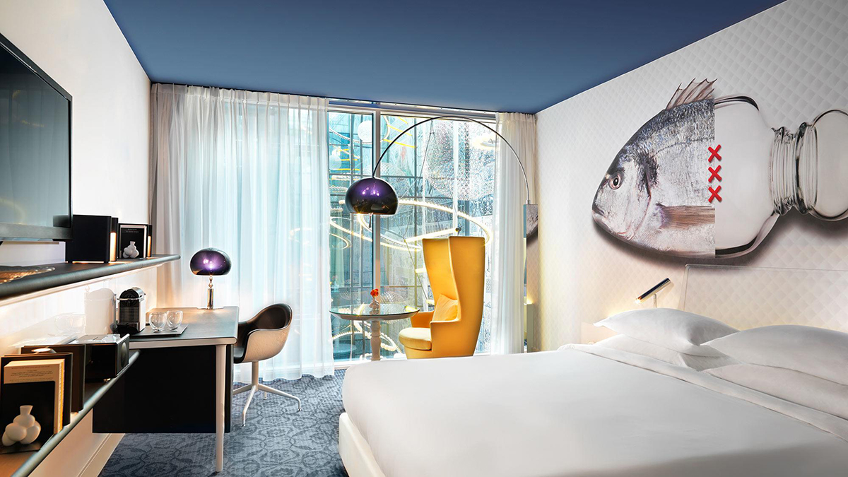 andaz-amsterdam-prinsengracht-a-concept-by-hyatt-luxury-room. Andaz Amsterdam Prinsengracht