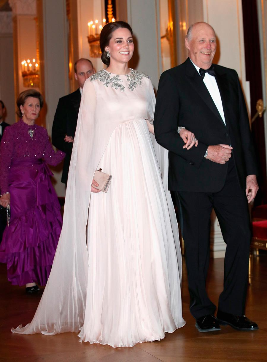 Es Este El Look Más Bonito Que Hemos Visto De Kate Middleton